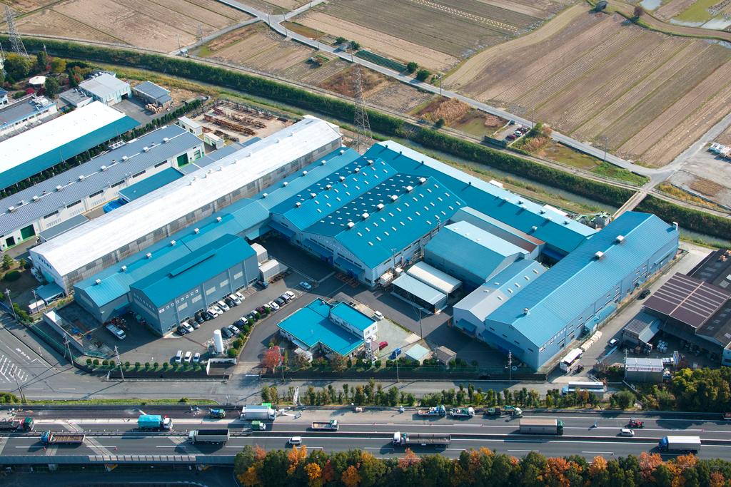 松井磨シャフト奈良工場